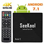 Android-71-Smart-TV-Box-SEEKOOL-Modle-C-Botier-TV-avec-1Go-DDR3-8Go-EMMC-4K-Ultra-HD-Quad-Core-Amlogic-S905W-24GHz-WiFi-et-LAN-HDMI-AV-2-Port-USB-Android-TV-Box-Player