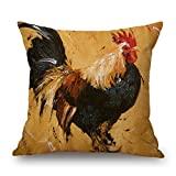 Best Boyfriend Pillow Cases - Chicken Throw Pillow Case ,best For Him,boy Friend,son,kids Review