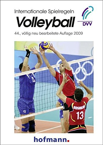 Internationale Spielregeln - Volleyball