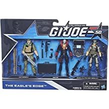 G.I. Joe The Eagle's Edge Pack 50th Anniversary ~ Leatherneck, Destro & General Hawk by G. I. Joe