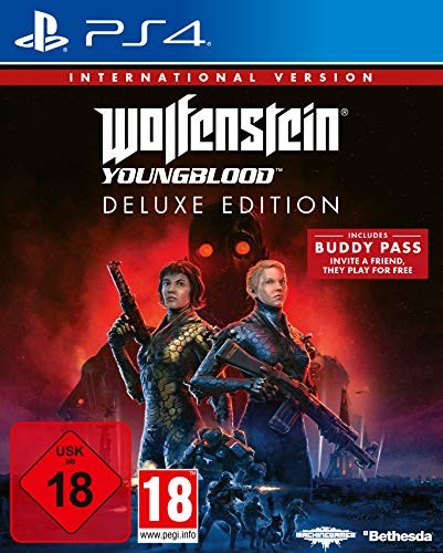 Wolfenstein: Youngblood - Deluxe Edition (Internationale Version) [PlayStation 4]