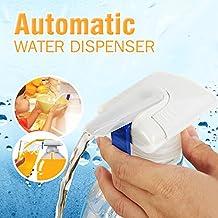 Bluelover Toque Mágico Dispensador De Agua Embotellada Drink Divisor Automático Pajita