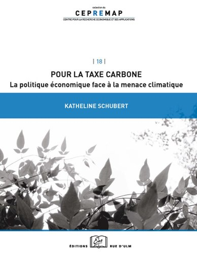 Pour la taxe carbone