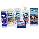 Cristal Poolpflege-SET Sauerstoff 4