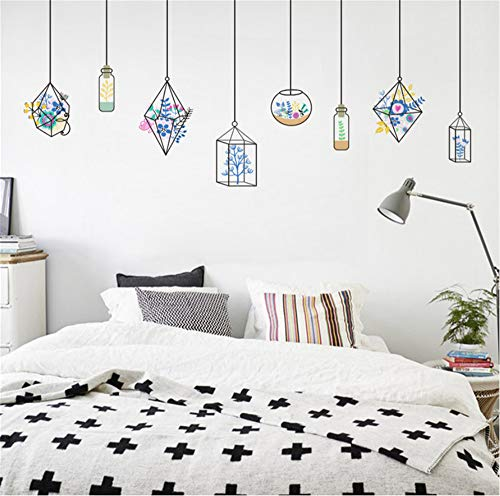 Wand Aufkleber Schlafzimmer Badezimmer Tv Sofa Hintergrund Küche Wand Aufkleber Fenster Wohnkultur Wandbild Abziehbilder ()
