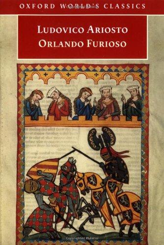 Orlando Furioso (Oxford World's Classics) por Ludovico Ariosto