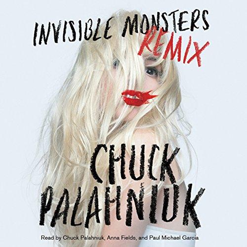 Invisible Monsters Remix  Audiolibri