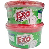 #6: Exo Dish wash Round - Touch and Shine, 2 x 700g Pack