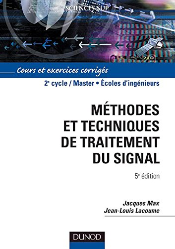 Mthodes et techniques de traitement du signal