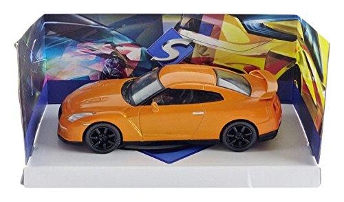 Solido- Miniature Voiture de Collection, 4401200, Orange