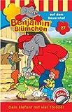 Benjamin Blümchen - Folge 27: auf dem Bauernhof [Musikkassette]