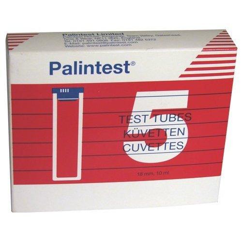 CPC bwp816–10Palintest quadratisch Pooltest Schwimmbad Test Tube für 3und 6, 10ml (5Stück)