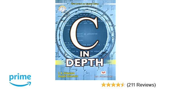 C In Depth By Srivastava Ebook