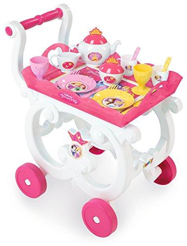 Smoby 7600310555 - Disney Princess Carrello Portavivande