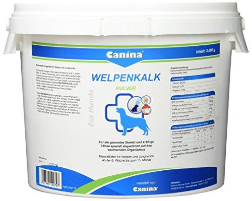 Canina Welpenkalk Pulver, 1er Pack (1 x 3 kg)