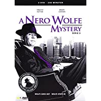 A Nero Wolfe Mystery, Series 3