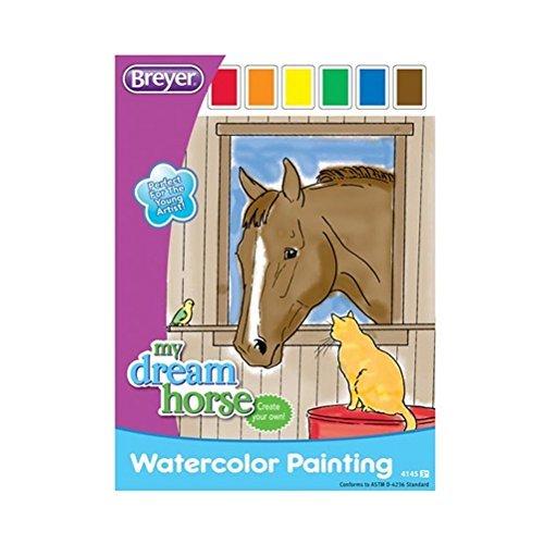 breyer-horse-watercolor-painting-book-by-breyer