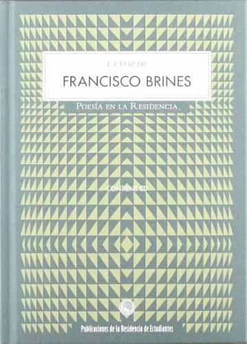 La voz de Francisco Brines por Francisco Brines