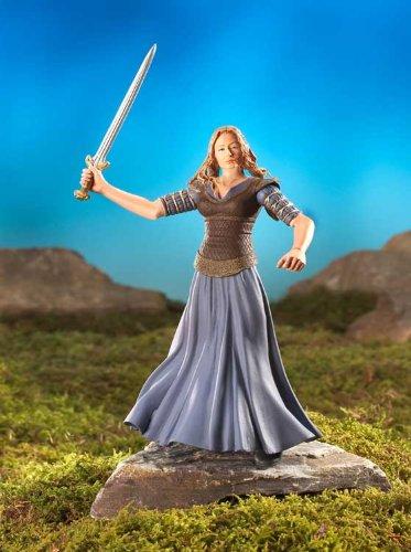 De el Señor de los anillos: las dos torres: Collector Series 1Eowyn con espada Ataque Acción 2