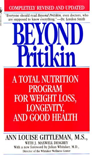 D/n Flush (Beyond Pritikin: A Total Nutrition Program For Rapid Weight Loss, Longevity, & Good Health)