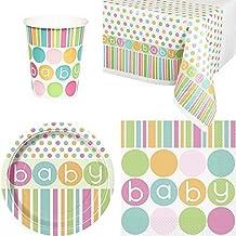 Pastel Fiesta De Baby Shower Decoración De Mesa Paquete