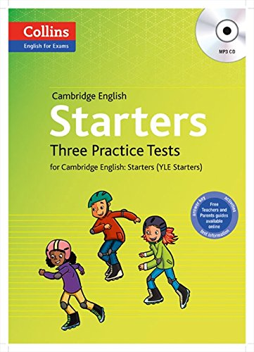 Practice Tests for Starters: Yle (Cambridge English)