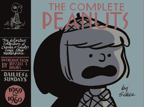 The Complete Peanuts 1959-1960 Cover Image
