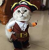 Serguio Rogetti Hunde- und Katzenkostüm Pirat