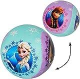 alles-meine.de GmbH 3 Stück _ Stoffbälle / Jonglierbälle / Softbälle -  Disney die Eiskönigin - Frozen  - Ø 10 cm - für Kinder - Ballspiel / Stoffbälle - Jonglieren / Mädchen -..
