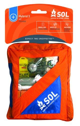 Adventure Medical Kits - Kits de superviviencia, Color Naranja