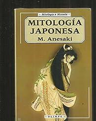 Mitologia japonesa par M. Anesaki