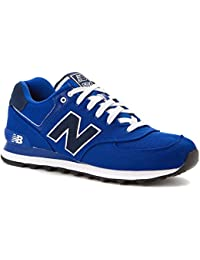 low priced 08cae 0e328 New Balance ML574, Baskets Basses Homme
