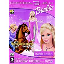 Pack Barbie Fashion
