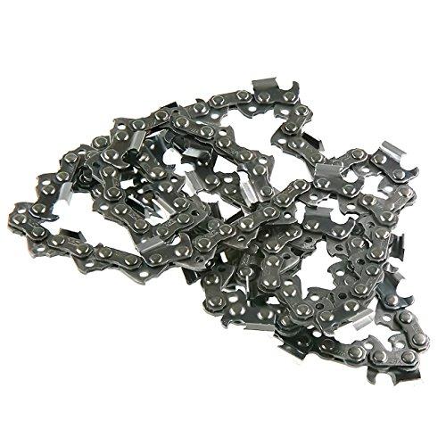 Jrl 45,7 cm Chaîne de tronçonneuse Moulin à chaîne pour lame de découpe lisse extérieur outils 325lp 68dl