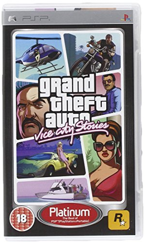 Grand Theft Auto: Vice City Stories PSP [ ] - Theft Vice Grand Auto City Psp