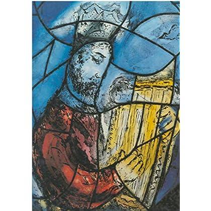Yahvé, mon Dieu, que tu es grand : Les Vitraux de Chagall en l'église Saint-Étienne de Mayence