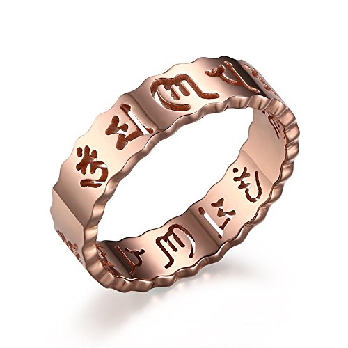 Fashion Titanium Ring Men Classic Engagement Anel Jewelry Rings For Male Party Wedding Bands Anillos (Mens Wedding Bands Infinity)
