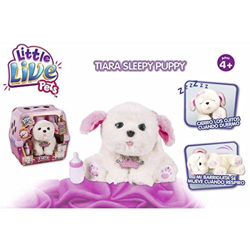 Little Live Pets Peluche Tiare My Dream Puppy