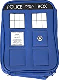 Best Doctor Who Lunch Boxes - Doctor Who Police Tardis Navy Blue Insulated Lunchbox Review