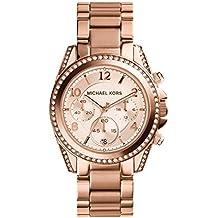 Michael Kors - Reloj cronógrafo de cuarzo para mujer