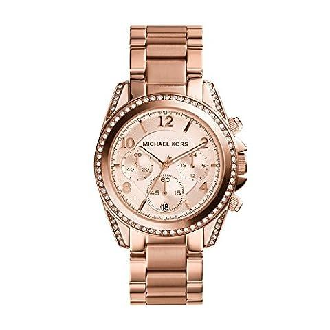 Michael Kors Damen-Uhren MK5263