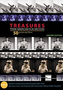 Treasures From American Film Archives [Import USA Zone 1]