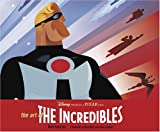 The Art of the Incredibles (Hardback) - Common