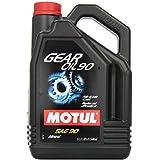 MOTUL Gear SAE mildlegiertes–Aceite de aceite de transmisión de 90/905litros Mineral