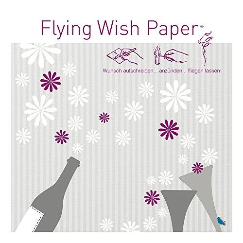 Contento 671362 fliegendes Wunschpapier