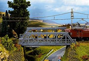 NOCH 21330 Paisaje Parte y Accesorio de juguet ferroviario - Partes y Accesorios de Juguetes ferroviarios (Paisaje, Cualquier Marca, H0, Gris, 65 mm, 45 mm)