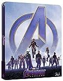Avengers - Endgame (Steelbook) (Blu-Ray 3D+Blu-Ray+Disco Bonus)