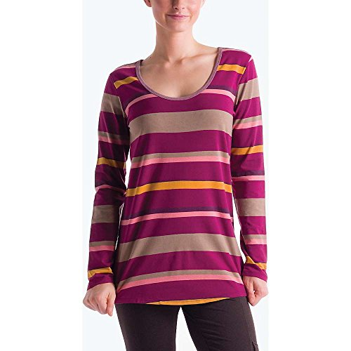 Lole Damen Megan 2 Top Beaujolais Multi