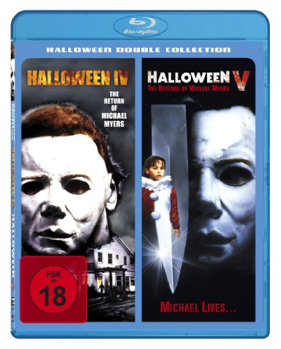 ween V - Halloween Double Collection [Blu-ray] ()