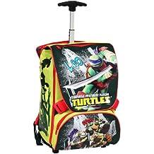 53a5fe8b1b Giochi Preziosi - Turtles Zaino Trolley Deluxe con Super Gadget
